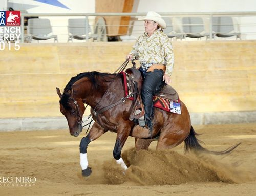 NRHA French Derby 2015